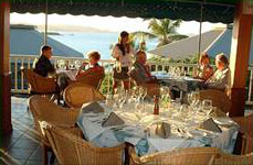 St John Usvi Restaurant Zozos At Gallows Point Resort