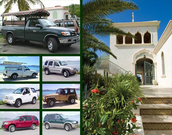 St John Rental Cars for Luxury Villa Rental Kismet